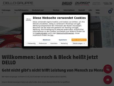 LENSCH & BLECK Hamburg