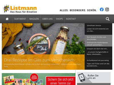 Listmann GmbH& Co. KG