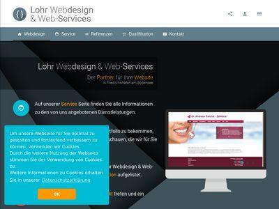 Lohr Webdesign & Web-Services