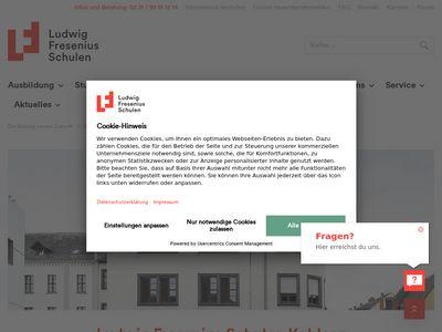 Ludwig Fresenius Schulen Koblenz