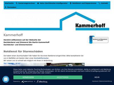 Dachdeckerei & Zimmerei Ole Kammerhoff