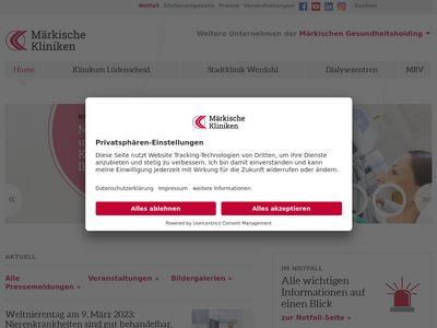 Märkische Kliniken Lüdenscheid