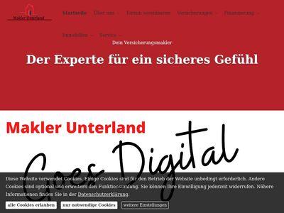 Daniele Kränzler Makler Unterland