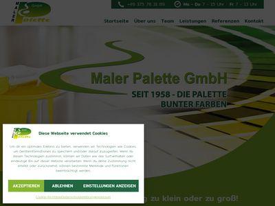 Maler Palette GmbH