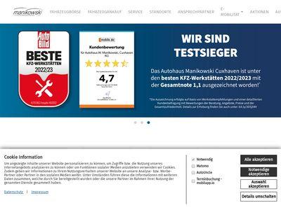 Autohaus Manikowski GmbH Bremerhaven
