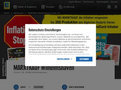 Marktkauf Wilhelmshaven