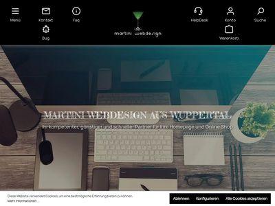 Tobias Martini - Martini Webdesign