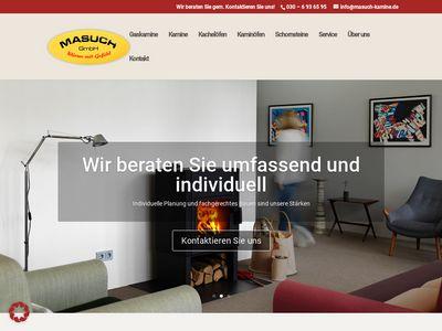 Masuch GmbH Kamin- und Ofenbau