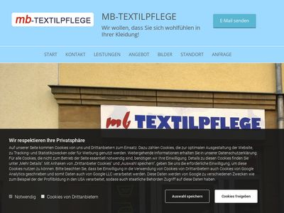 MB Textilreinigung