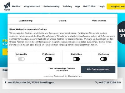 Frauen Fitness Reutlingen GmbH