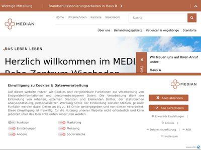 MEDIAN Klaus-Miehlke-Klinik Wiesbaden