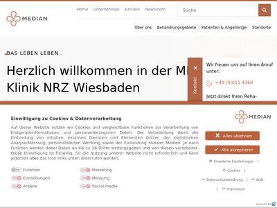 MEDIAN Klinik NRZ Wiesbaden