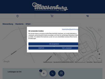 Meesenburg Grosshandel KG