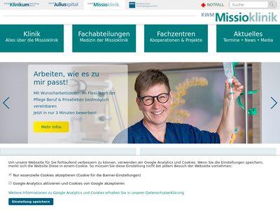 Missionsärztliche Klinik Würzburg