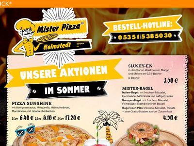 Andre Dietz Mister Pizza Imbisswirtschaft