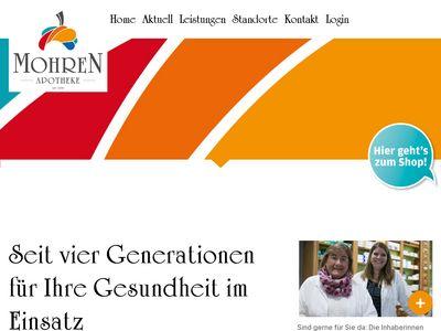 Mohren-Apotheke am Lorlebergplatz OHG