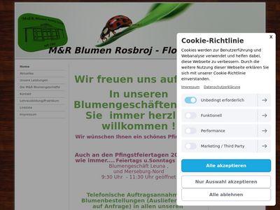 M & R Blumen Rosbroj GmbH