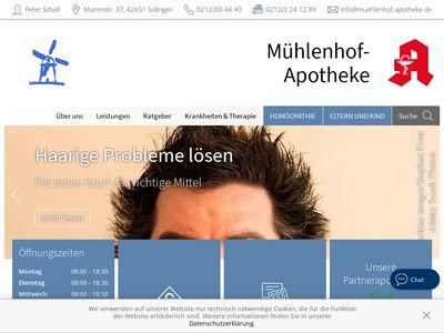 Mühlenhof-Apotheke