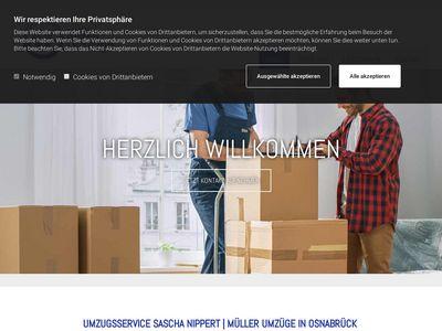 Umzugexpress SBS Osnabrück