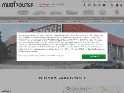 Multipolster