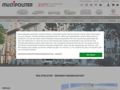 Multipolster - Dresden Bremer Str.