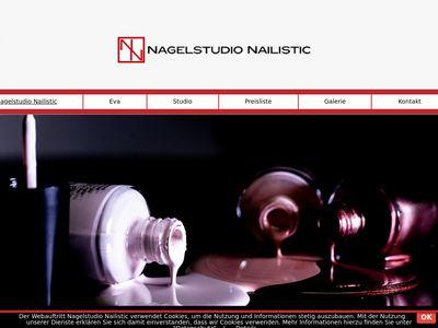 Nagelstudio NAILISTIC