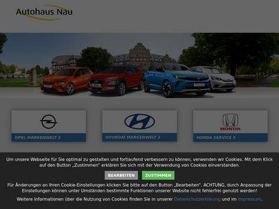 Autohaus Nau