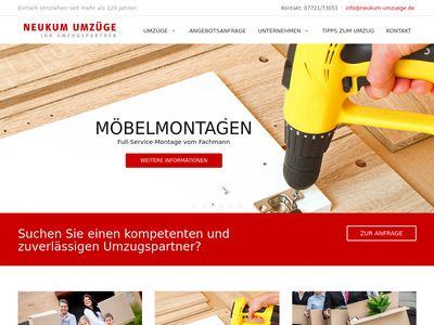 Neukum-Umzüge GmbH