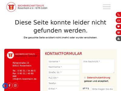 Nachbarschaftshilfe Rosenheim