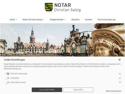 Notar Christian Salzig