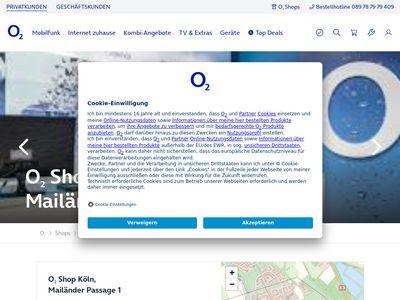 O2 Shop Köln 4