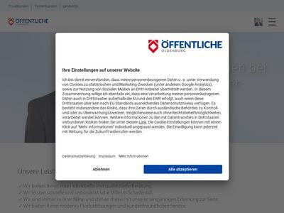 Öffentliche Versicherung Andreas Wandscher