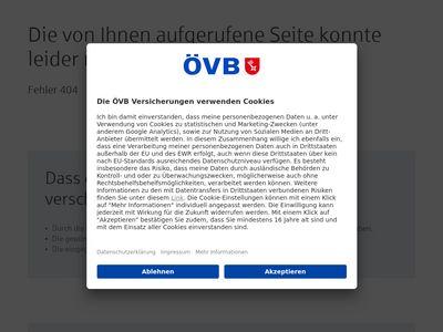 ÖVB Versicherungen: Dietmar Langscheid