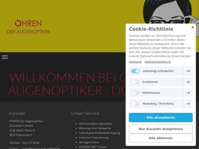 Ohren - Der Augenoptiker - Düsseldorf GmbH