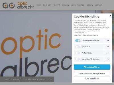 Augenoptiker Albrecht