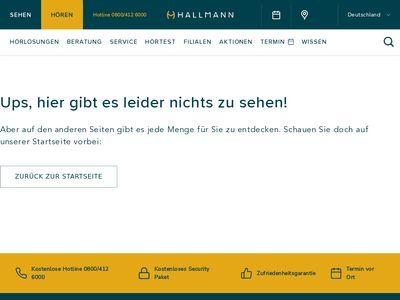 Optik Hallmann GmbH