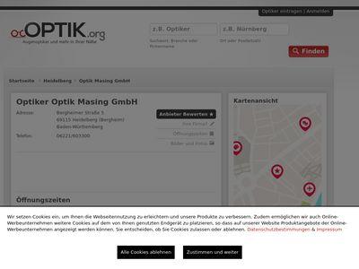Optik Masing GmbH