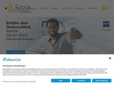 Optik & Akustik Stock OHG