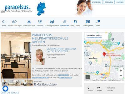 Paracelsus Schule Aachen