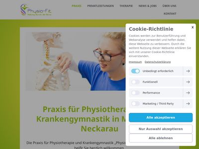 "Physiotherapie Praxis ""Physio-Fit"