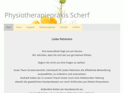 Physiotherapie Praxis Elena
