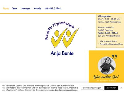 Physiotherapie Anja Bunte