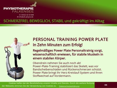 Physiotherapie Herrmann Falkensee