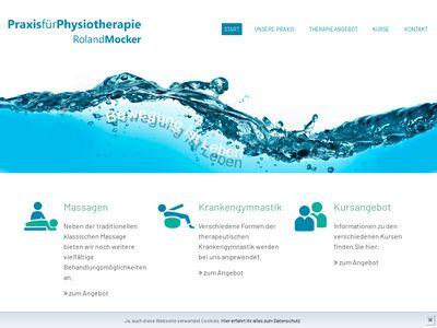 Praxis für Physiotherapie Mocker