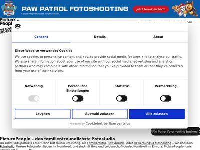 PicturePeople Selfiestudio Bochum