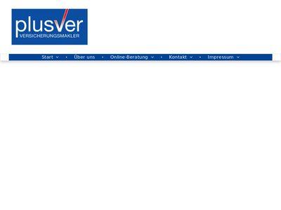 Plusver Versicherungsmakler GmbH & Co. KG