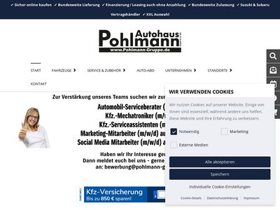 Heinrich Pohlmann Autohaus