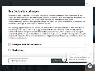 Porsche Zentrum Soest