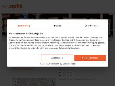 Pro optik Hanau