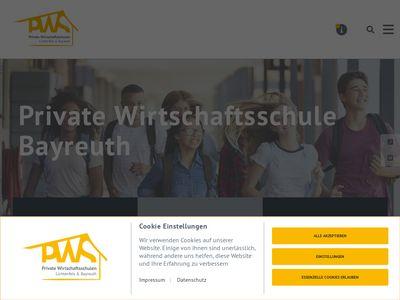Private Wirtschaftsschule Bayreuth